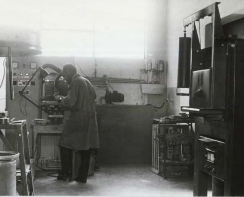 1965 - Applicazione della tecnica di saldobrasatura a nuove tipologie di prodotti