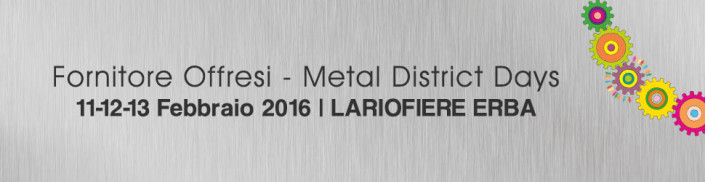 Fornitore Offresi 2016
