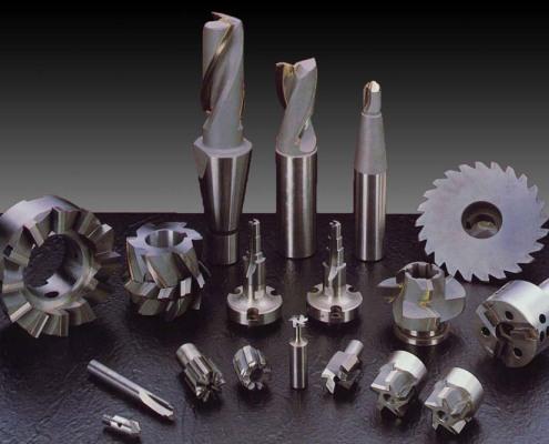 Frese speciali metallo duro