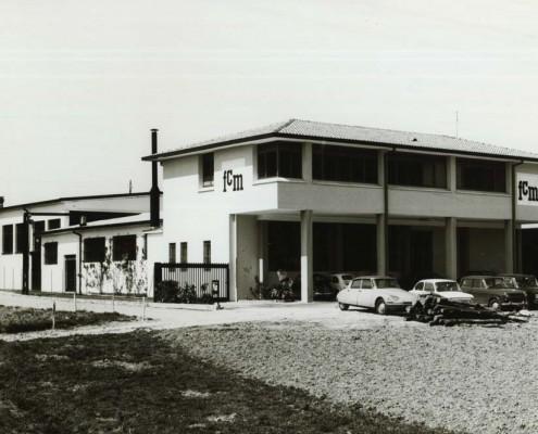 1972 - ... e gli uffici